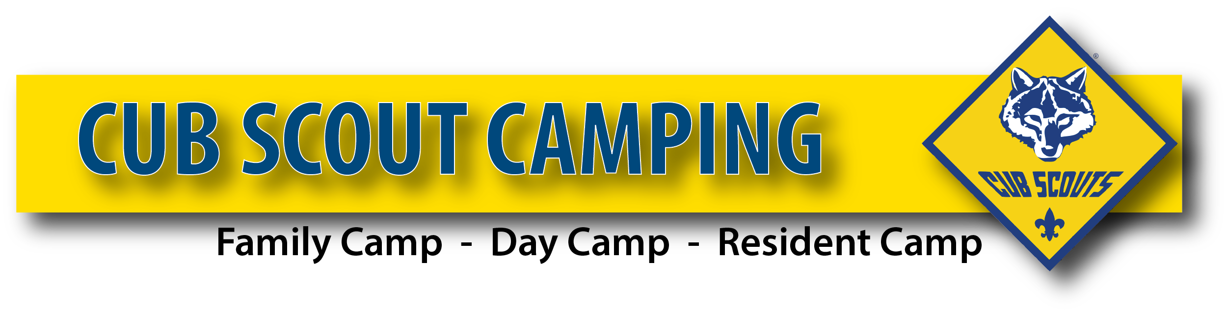 Cub Scout Camping PNG-PlusPNG.com-2500 - Cub Scout Camping PNG