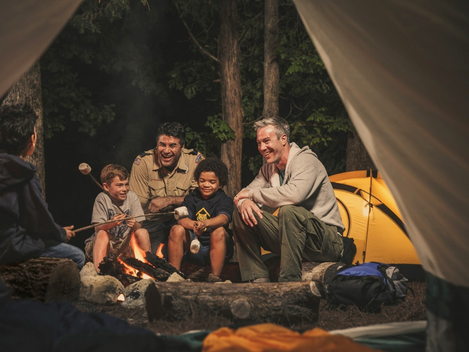cub scout camping - Cub Scout Camping PNG