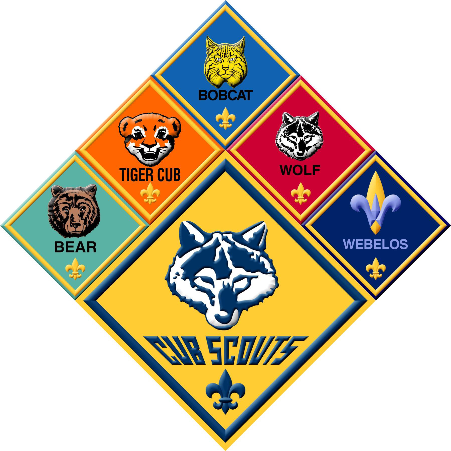 Cub Scout PNG HD
