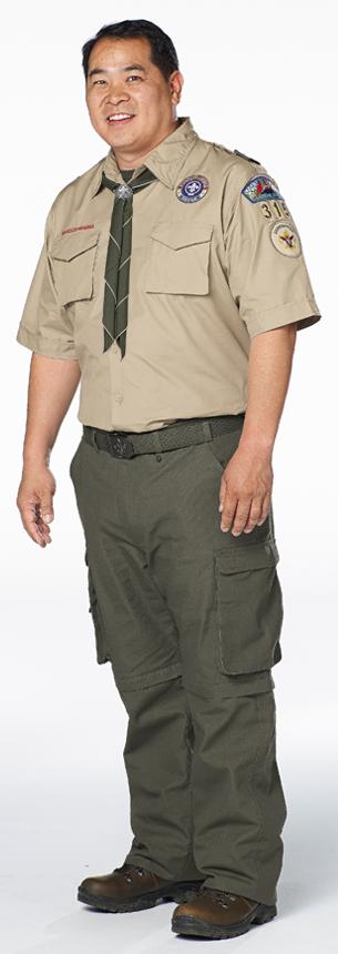 from Emanuel cub scout adult uniform