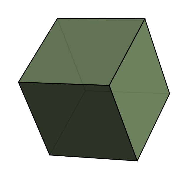 Cube PNG - 23189