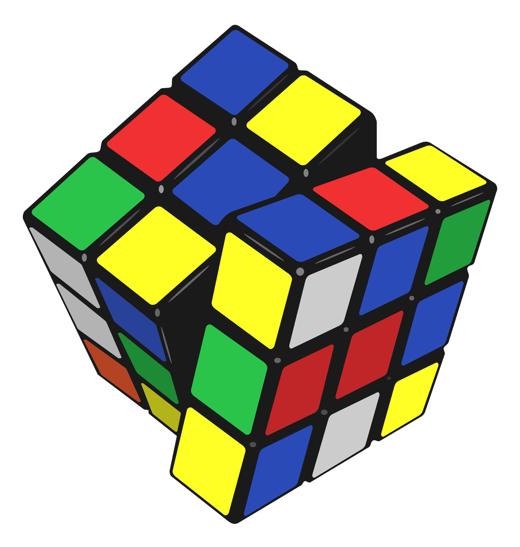 Cube PNG - 23187