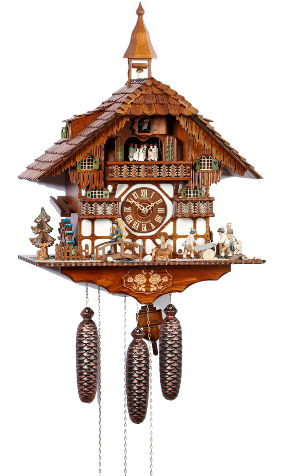 Expert Cuckoo Clock Repair