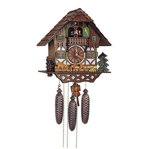 Cuckoo Clock PNG HD-PlusPNG.com-300 - Cuckoo Clock PNG HD