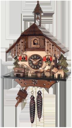 Cuckoo Clocks - Cuckoo Clock PNG HD