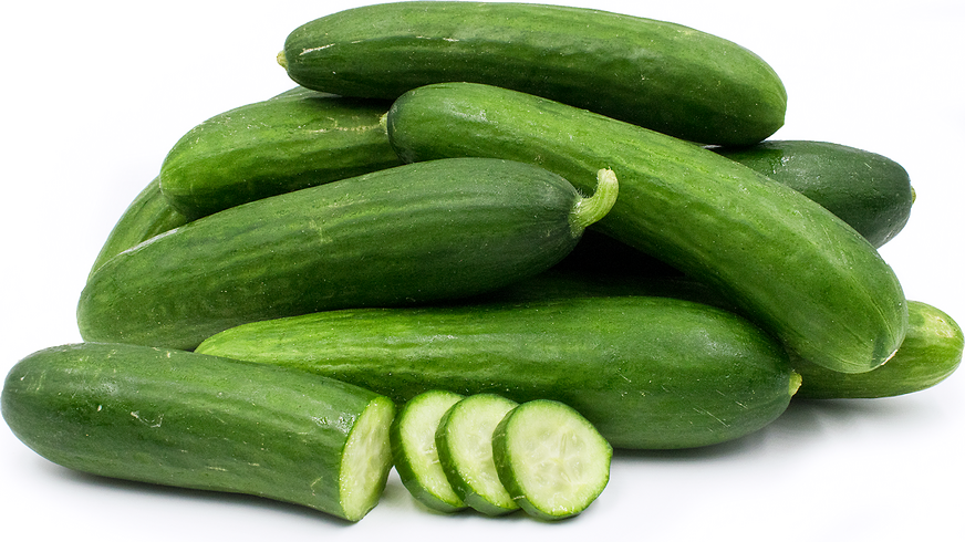 Persian Cucumbers - Cucumber HD PNG