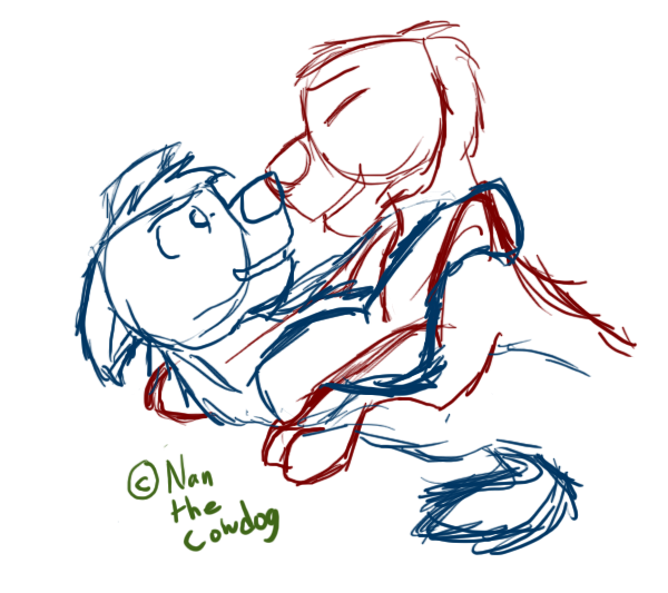 Cuddle.png - Cuddle PNG