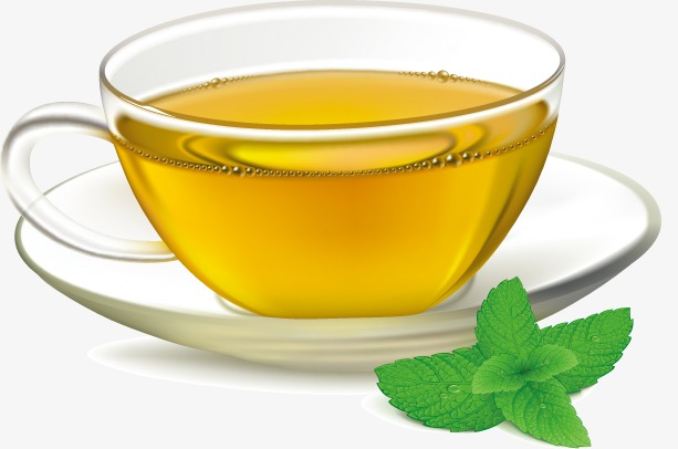Green Tea, Green HD Picture Material, Cup Free PNG And Vector - Cup PNG HD