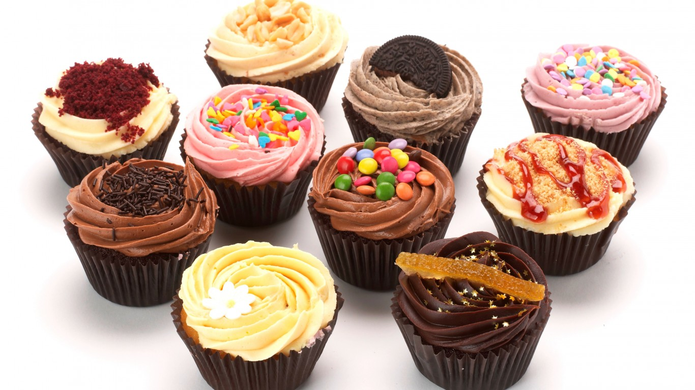 Cupcake PNG HD - 122835