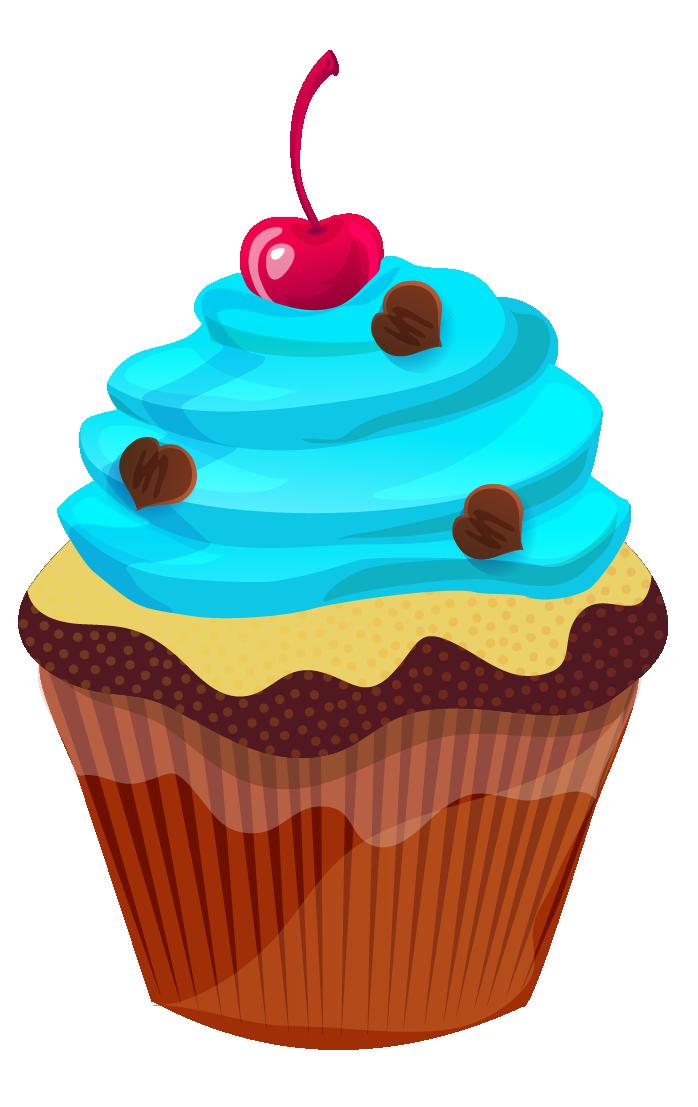 Cupcake PNG HD - 122833
