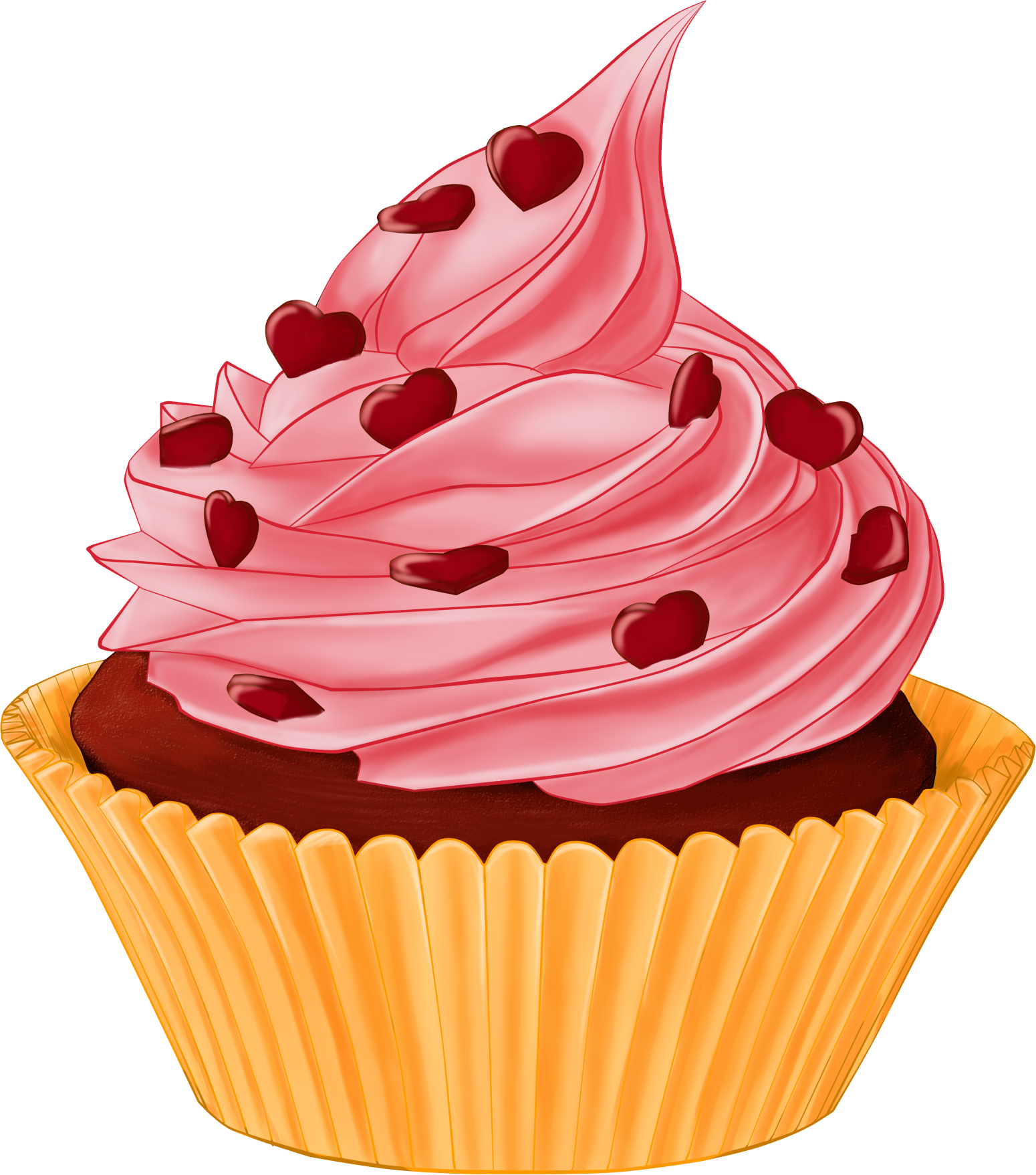 Cupcakes PNG HD - 126958