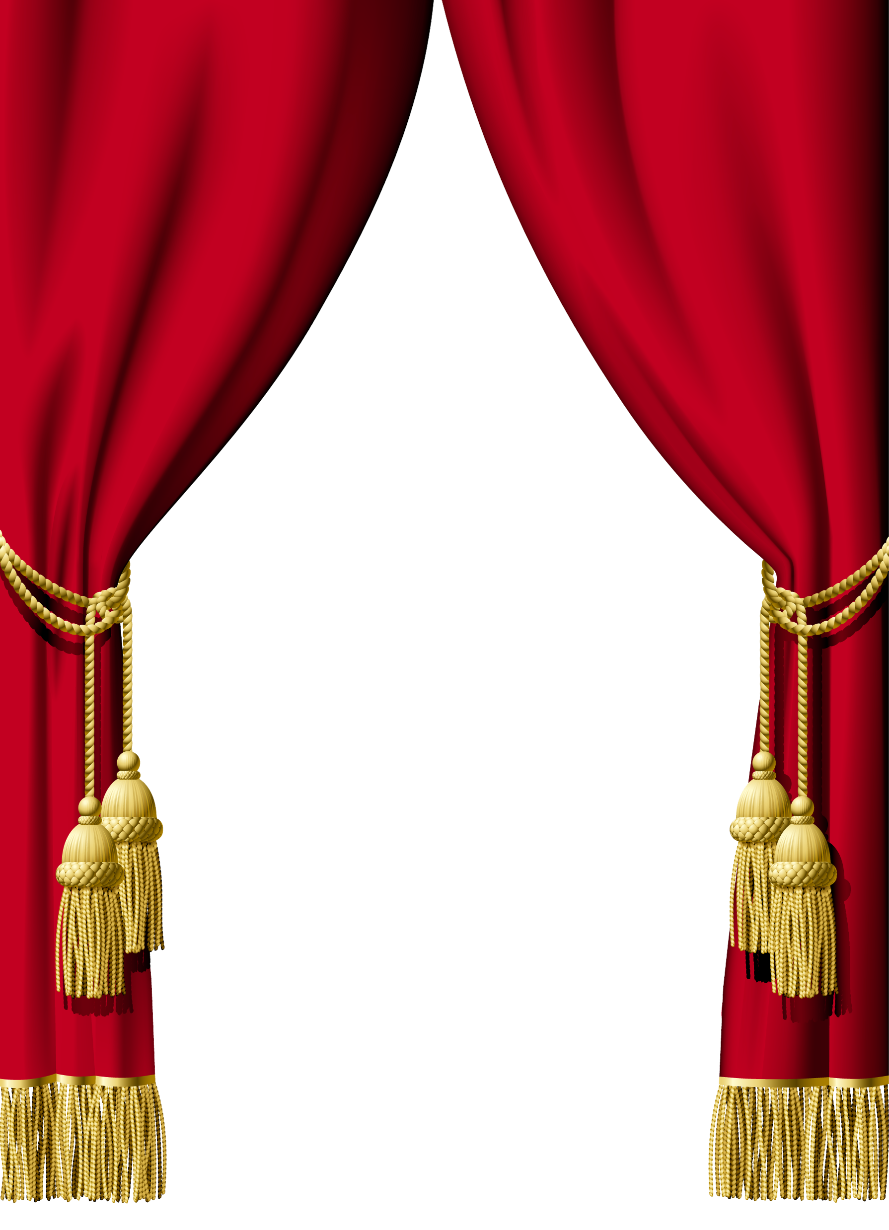 Curtain HD PNG