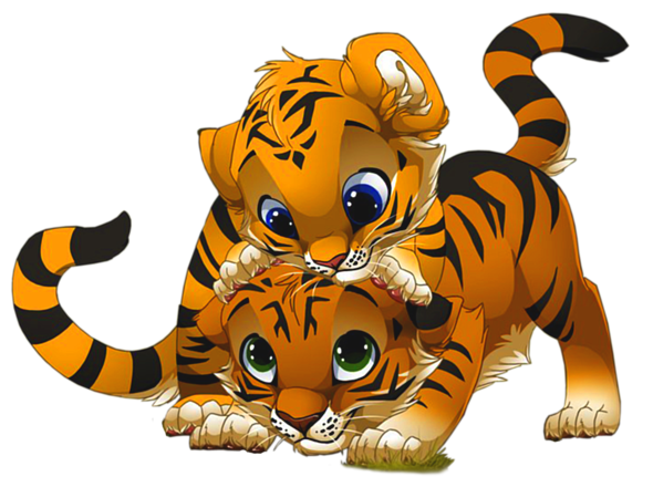 Cute Animal PNG HD - 127944