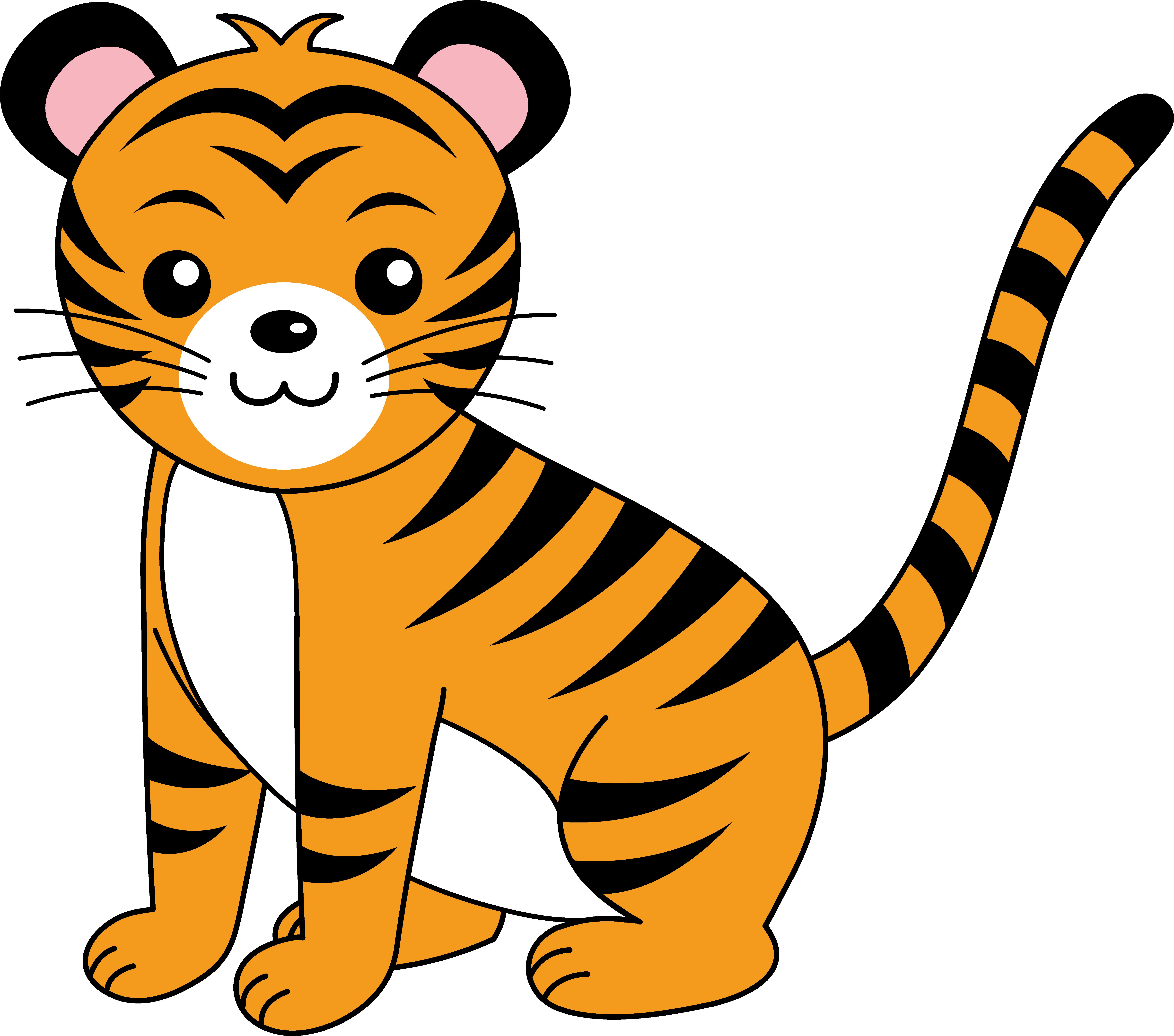Cute Animal PNG HD - 127945