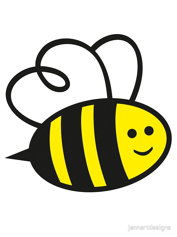 Cute Baby Bee by jennartdesigns - Cute Baby Bee PNG