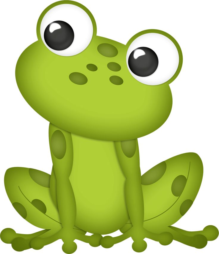 cbg_toadallycute_grass.png - Cute Baby Frog PNG