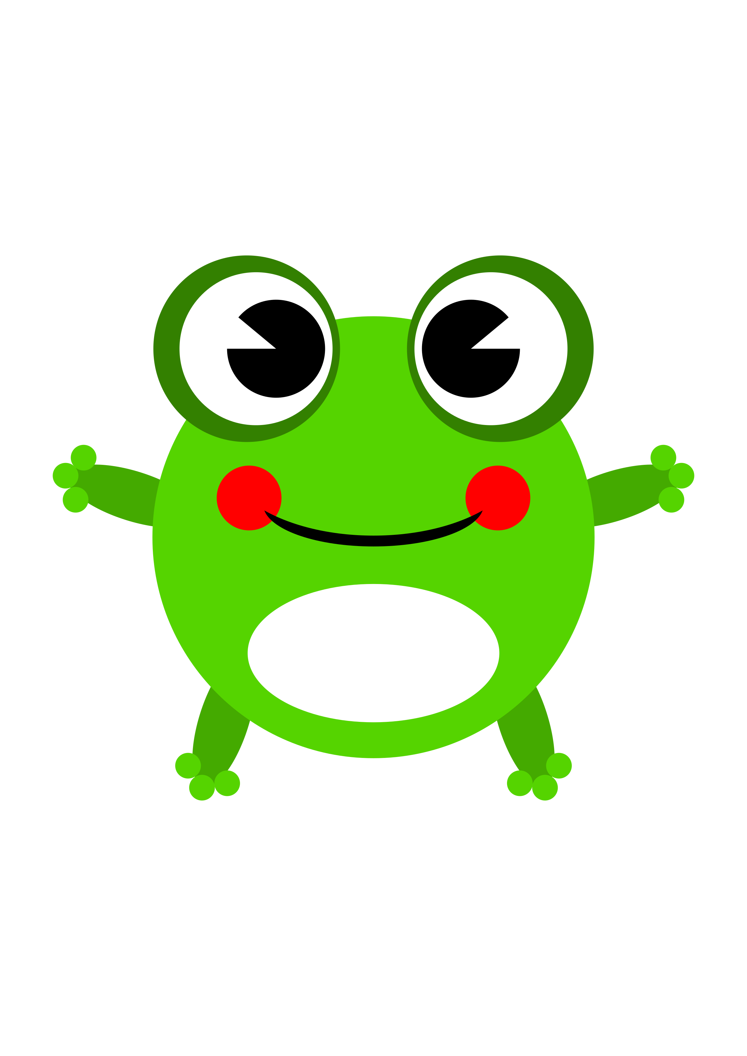 frog - Cute Baby Frog PNG