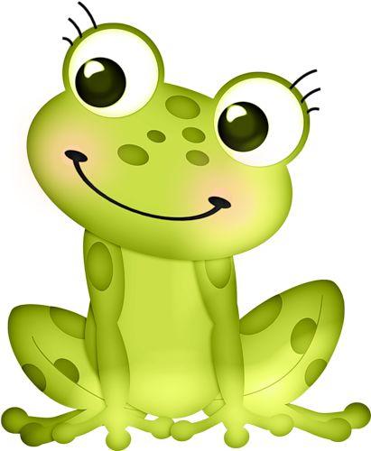 FROG - Cute Baby Frog PNG