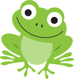 Sapos - Minus - Cute Baby Frog PNG