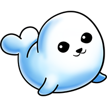 Cute Baby Seal - Lots of clip art on this site - Cute Baby Seal PNG
