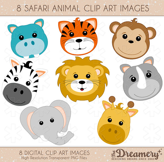 Cute Baby Zoo Animals PNG - 166541