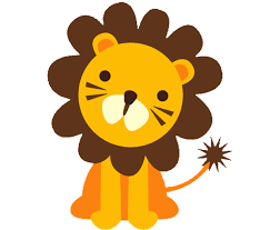 Cute Baby Zoo Animals PNG