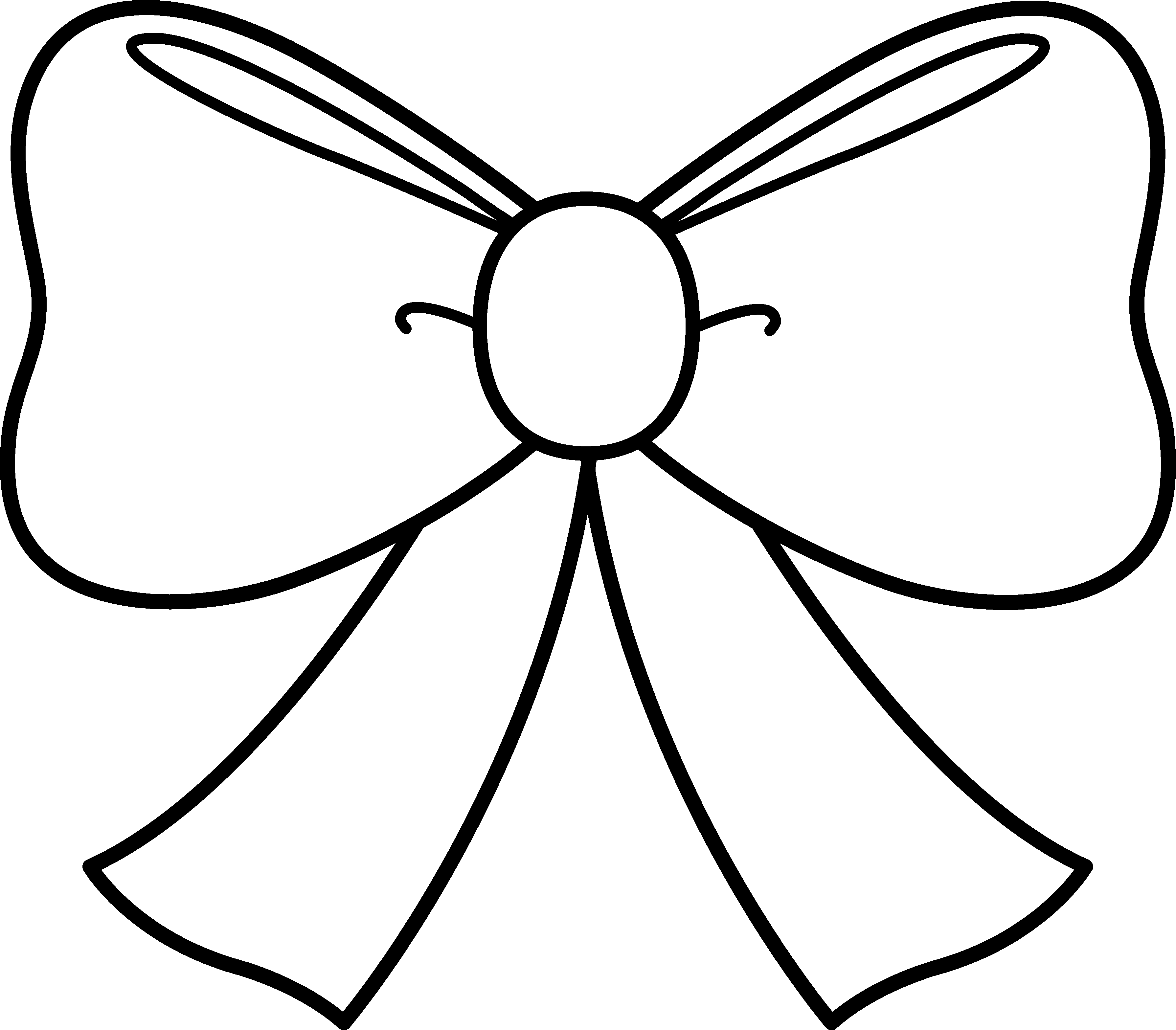 Cute Bow PNG HD-PlusPNG.com-3580 - Cute Bow PNG HD