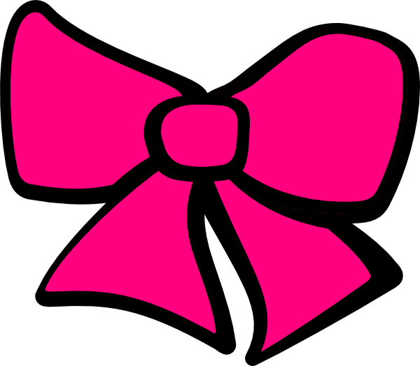 Cute Bow PNG HD - 122309