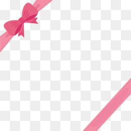 Cute Bow PNG HD - 122306