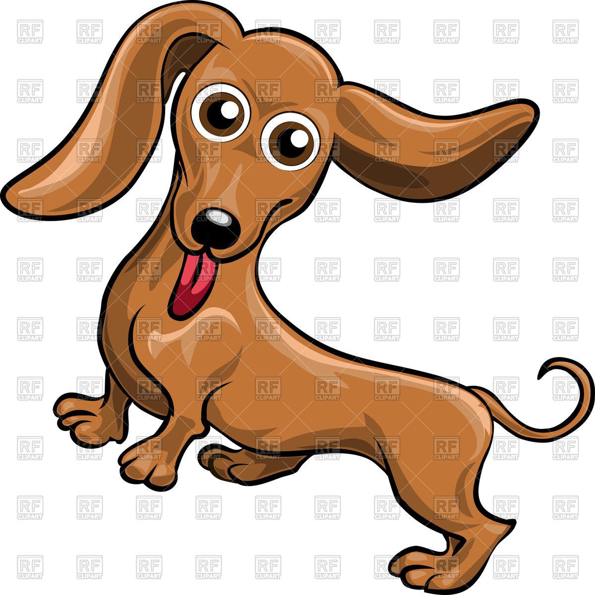 Dachshund clipart cute dog - Cute Dachshund PNG