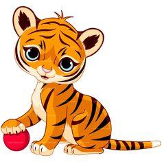 Clipart baby jaguar free vector design woodland 2 - Cute Jaguar PNG