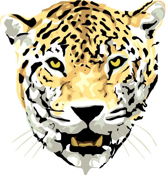 Cute Jaguar PNG - 70060