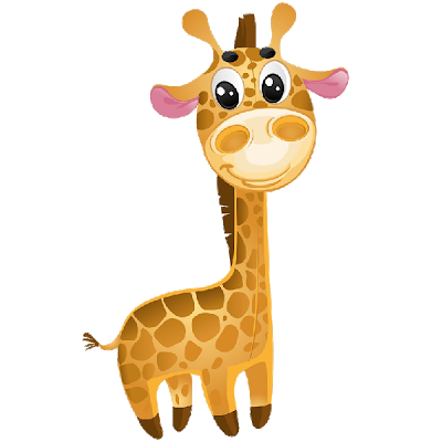 Cute Jungle Animals PNG HD - 121612