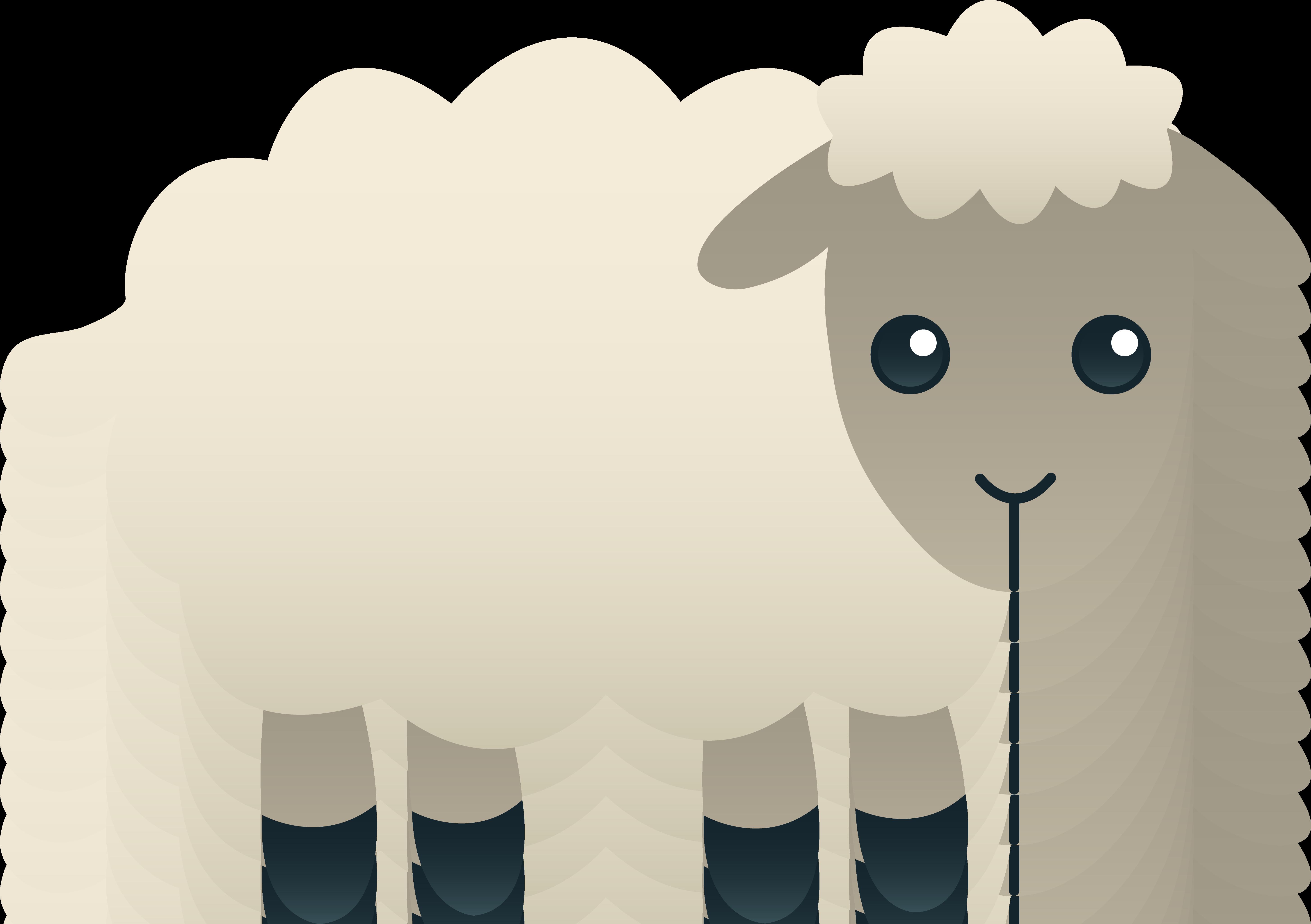 Lamb clipart cute sheep #5 - Cute Lamb PNG HD