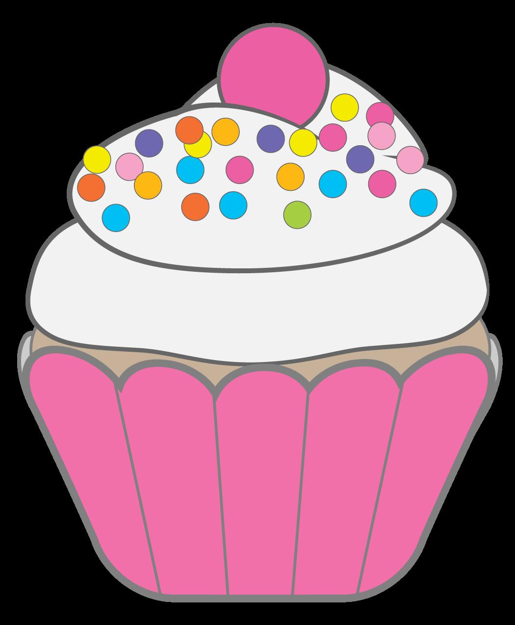 Clipart Info - Cute Muffin PNG