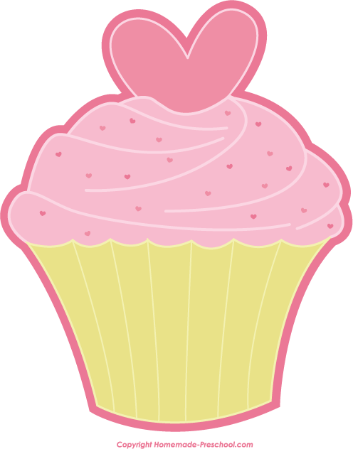 Cute cupcake clip art cupcake clipart on cupcake vector clip art - Cute Muffin PNG