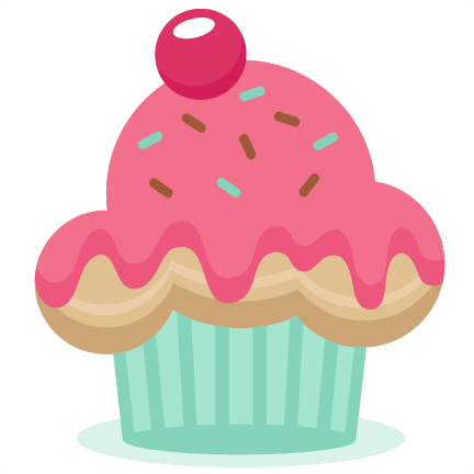 Cute Cupcake Clipart 10 - Cute Muffin PNG