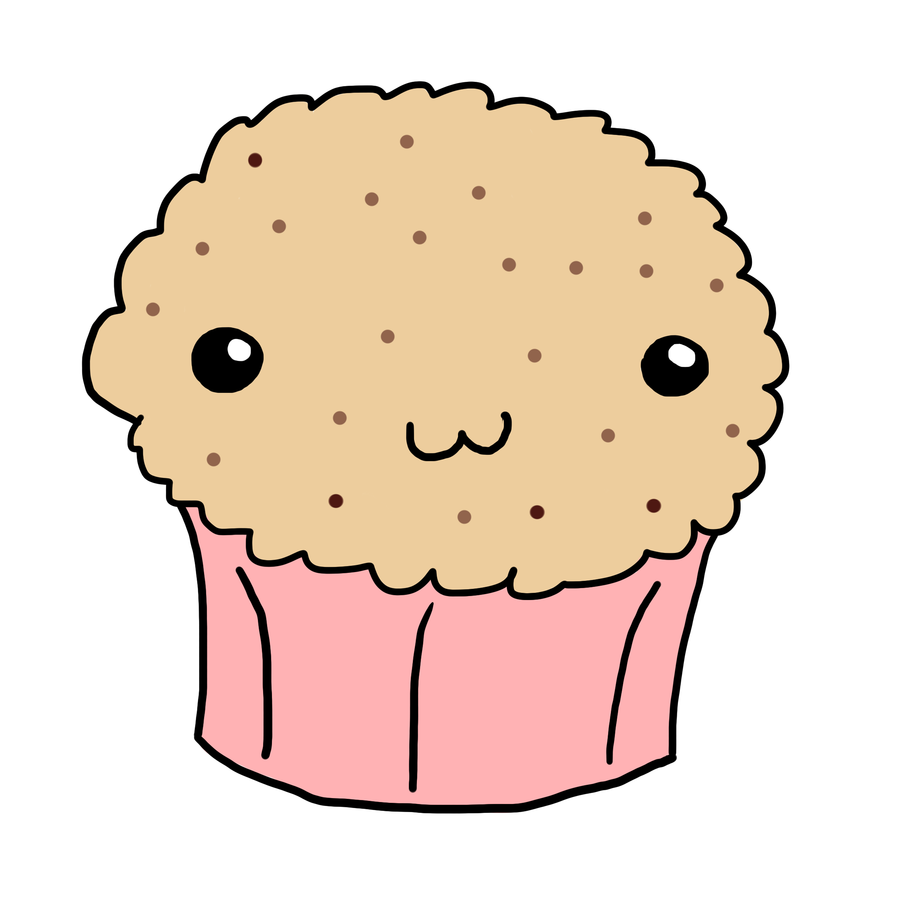 Cute Muffin by TheRisu Cute Muffin by TheRisu - Cute Muffin PNG