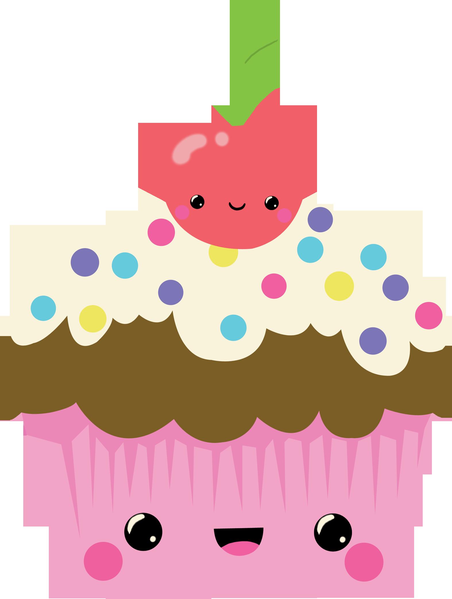 Cute Muffin PNG - 79632