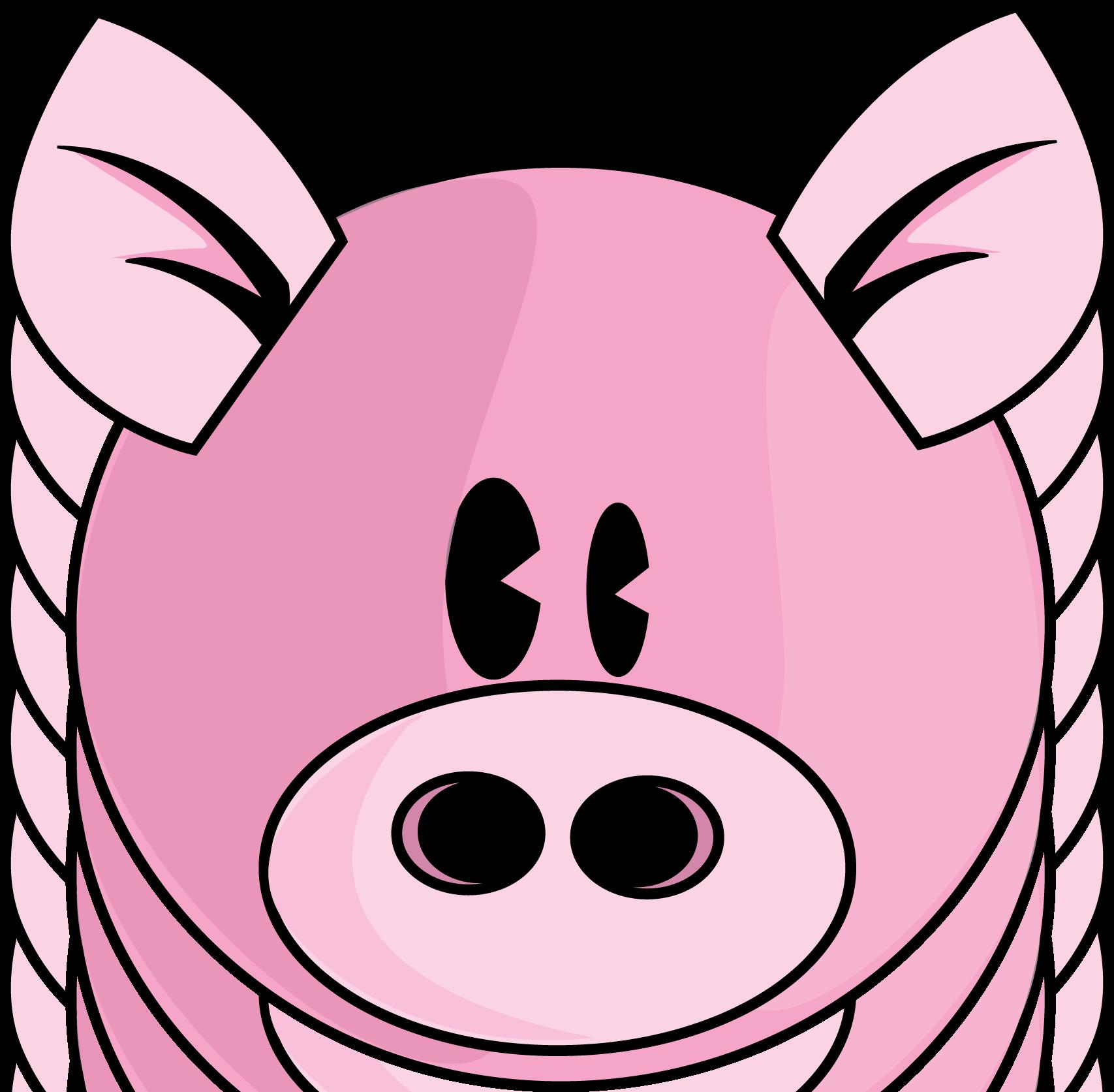 Cute Pig PNG HD - 122426