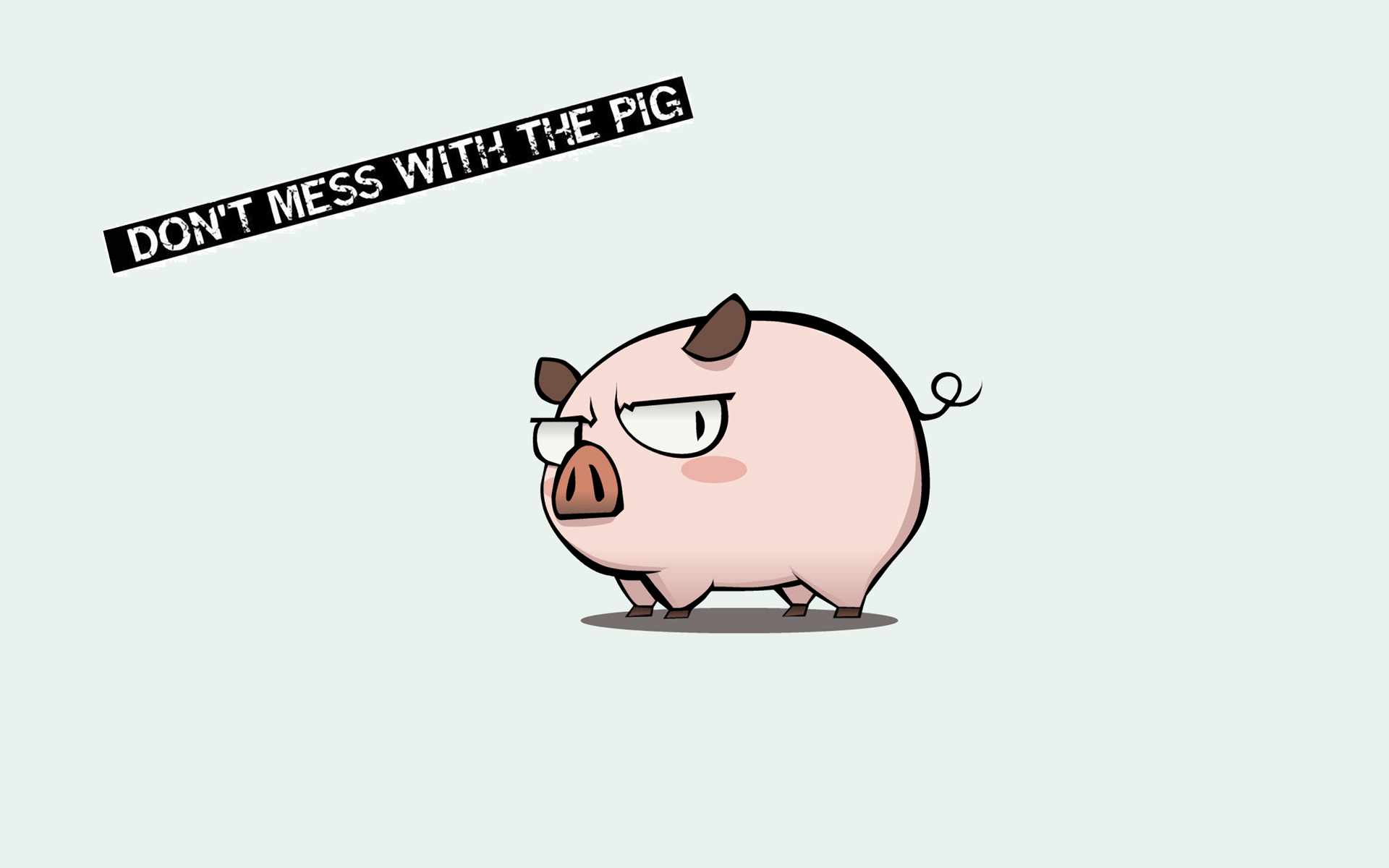 Cute Pig PNG HD - 122429