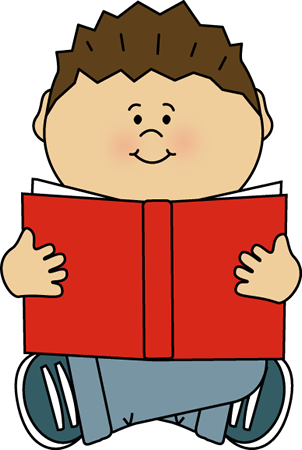 Cute Reading PNG HD - 130796