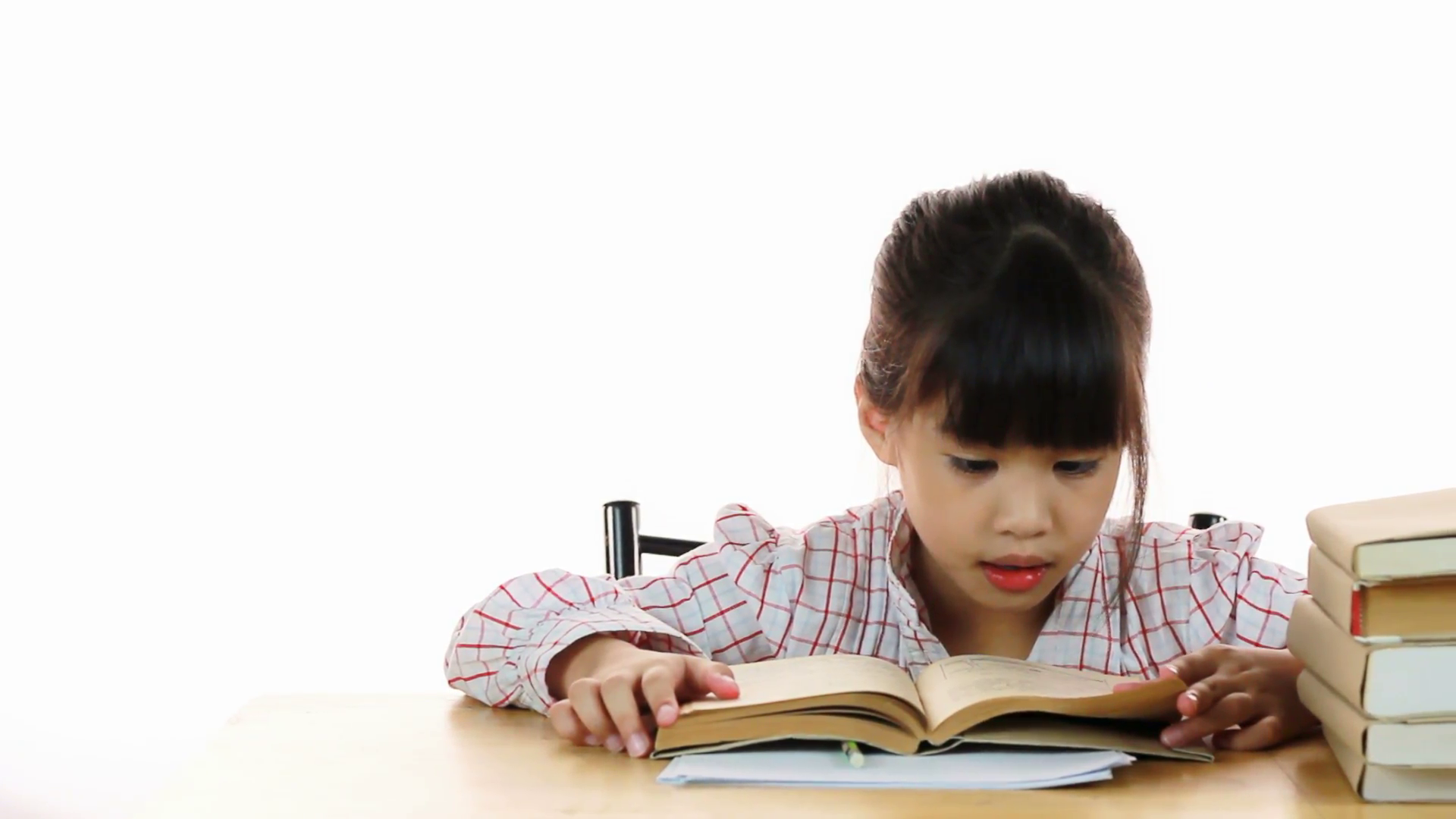 Cute Reading PNG HD - 130799