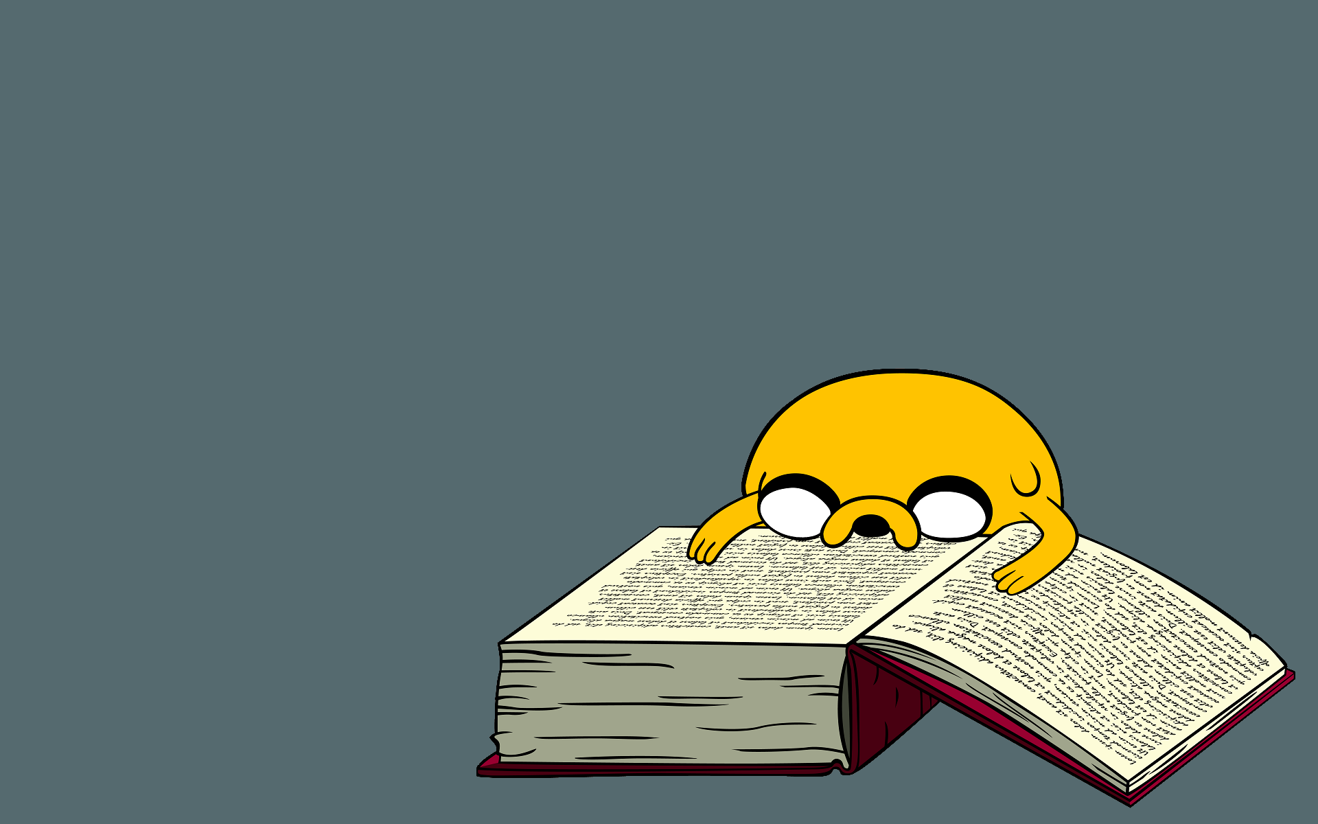 Cute Reading PNG HD - 130788