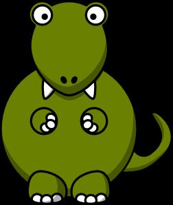 Format: PNG - Cute T Rex PNG