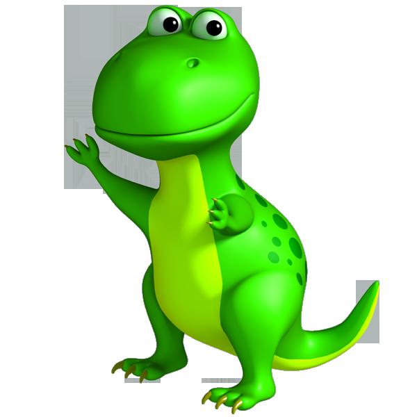 Cute T Rex PNG - 76351