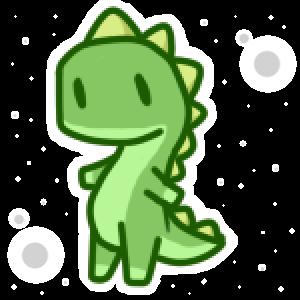 Cute T Rex PNG - 76356