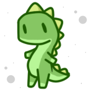 T-Rex by hotcoco7946 PlusPng.com  - Cute T Rex PNG