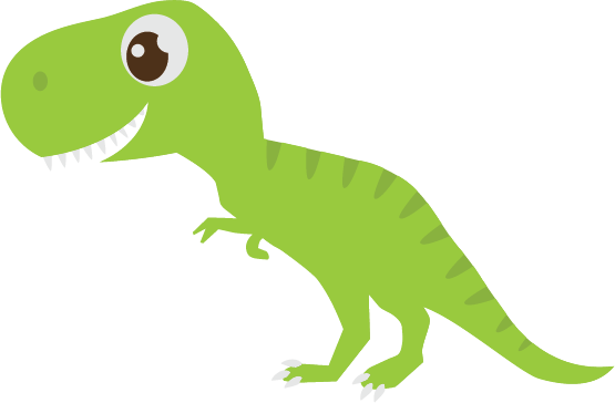 Cute T Rex PNG - 76353