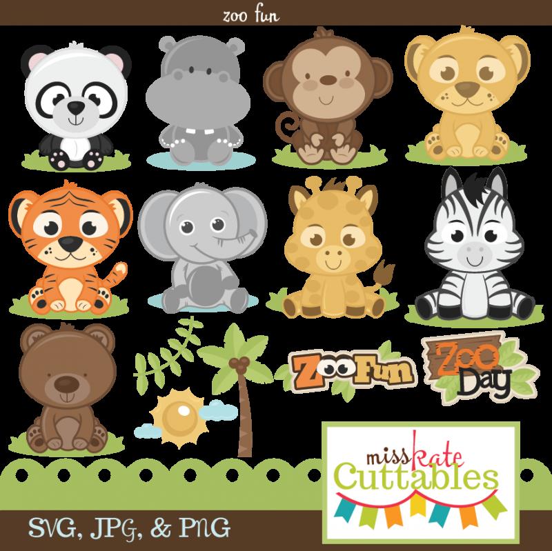 Cute Wild Animal PNG - 160600